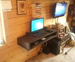 Computer Desk With Tower Storage by Desks Amazing Computer Desk With Tower Storage Architecture