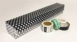 washi tape diy washi tape wednesdays a diy storage solution