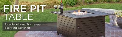 Backyard Fire Pit Images Amazon Com Best Choice Products Bcp Extruded Aluminum Gas Outdoor