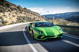 lamborghini aventador on lamborghini aventador s review does the big lambo now the