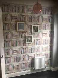 bookcase wallpaper k u0027s room teen books pinterest wallpaper