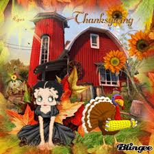 betty boop thanksgiving pictures pictures to pin on