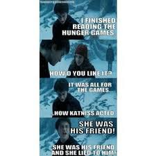 Hunger Games Memes Funny - what are the funniest hunger games meme images quora