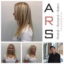 blonde hair specialists in philadelphia andre richard salon