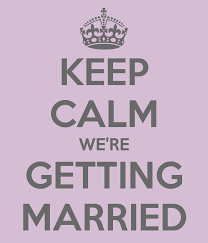 wedding quotes keep calm keep calm we re getting married 6 trade winds hotel antigua