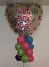 balloon delivery san jose 31 best get well balloons images on balloon bouquet