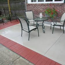 Concrete Patio Pavers by How To Extend A Concrete Patio Home Design Ideas And Pictures
