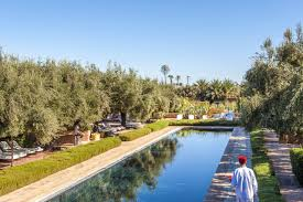 restaurants beldi country club marrakech