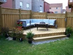 Simple Small Backyard Landscaping Ideas Simple Small Backyard - Backyard designs