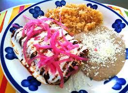 imagenes enchiladas rojas enchiladas rojas recetas mexicanas
