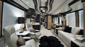 the world u0027s top five most luxurious motorhome interiors