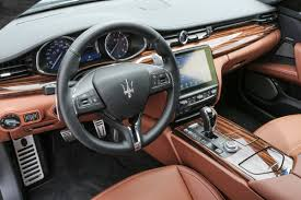 maserati luxury behind the wheel of the muscular new maserati quattroporte maxim