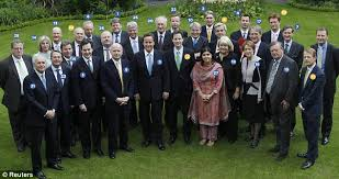 What Role Does The Cabinet Play In Government The Coalition Of Millionaires 23 Of The 29 Member Of The New
