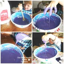 ooooey gooooey slime u2013 simple indoor rainy day messy play fun