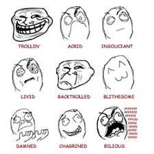 List Of Meme Faces - meme characters list more information