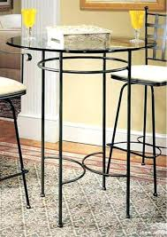 tall round dining table set tall kitchen table bikepool co
