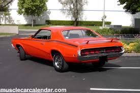 1970 mercury cougar eliminator 428 cobra jet ford mercury muscle