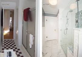 Bathroom Remodels Before And After Pictures by The Big Reveal Final Photos Of Bathrooms In A 1920 Craftsman