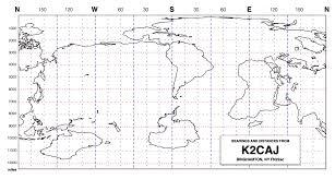Azimuthal Map A Rectangular Azimuthal Map Qrz Forums