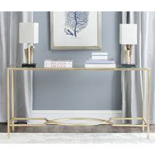 Entry Hall Furniture by Safavieh Inga Console Consoles Entry Hall And Console Tables
