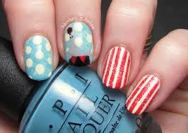 kids nail art cool carnival nail design motif themes with funny
