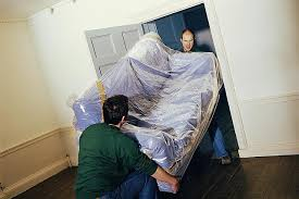 how to move a couch through a narrow door when moving house