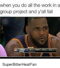 Do All The Meme - when you do all the work in a group project and y all fail libron