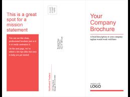 open office brochure template brochures office