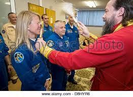 iss expedition 36 soyuz commander fyodor yurchikhin has his