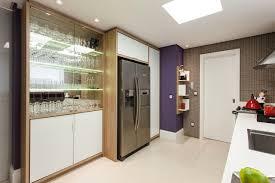 Excepcional Cozinha planejada com Cristaleira de Juliana Pippi - 70133 no Viva  #OE02