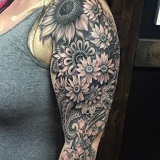 mandala flowery sleeve best design ideas