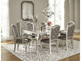 samuel lawrence dining room diva dining table 8808 135 american