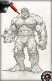 sketch incredible hulk apk download sketch incredible hulk 1 0