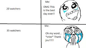 Oh You Meme Face - 35 thank you meme by crazycartoongirl22 on deviantart