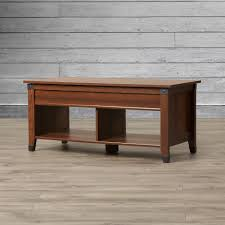 loon peak newdale coffee table with lift top reviews wayfair thippo