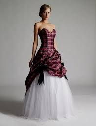 scottish wedding dresses scottish wedding dress tartan women 39 s gowns and formal dresses