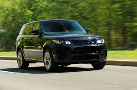 land rover truck 2015 2015 land rover range rover sport svr review automobile magazine