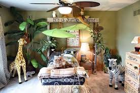 deco chambre jungle decoration jungle urbaine idées déco chambre enfant guide d