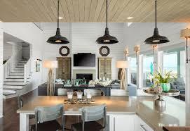 Farmhouse Kitchen Lighting Coastal Farmhouse Interior Design Home Bunch Interior Design Ideas