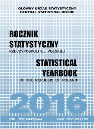 central statistical bureau statistics poland topics statistical yearbooks statistical
