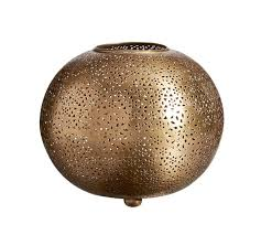 moroccan table lamp pottery barn u2014 all about home design