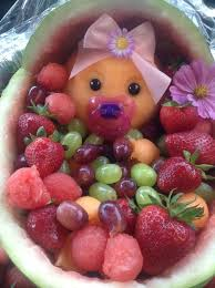 baby for baby shower 15 baby shower fruit display ideas baby shower fruit