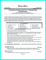 Systems Analyst Resume Sample by Data Analyst Resume Will Describe Your Professional Profile
