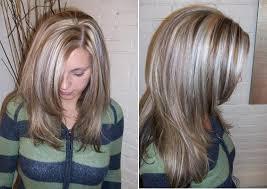 long blonde hair with dark low lights blonde hair with purple lowlights en flower