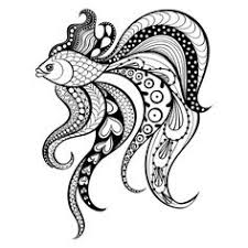 pictures of photo albums fish coloring pages for adults at best