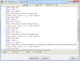 imacros tutorial loop how to automate repetitive web browser tasks with imacros