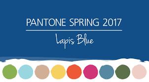 pantone spring colors 2017 lapis blue hm etc