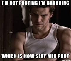 Sexy Guy Meme - sexy pout meme on imgur