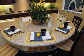 half moon dining table attractive kitchen modern design half round dining table