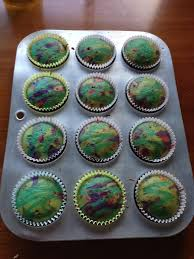 how to make rainbow cupcakes recipe snapguide